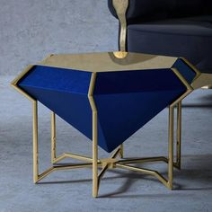 Royal Stranger brand / coffee table for living room / made in Portugal/ modern colorful style / request price on the website