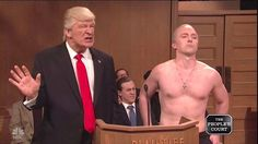 SNL Pits Trump Against the Circuit Judges in a Parody of People's Court People's Court, Tv Ratings, Nfl Playoffs, Alec Baldwin, Saturday Night Live, Snl, Ed Sheeran, Political News, Current Events