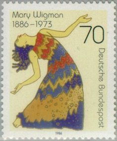 Birth Centenary of Mary Wigman