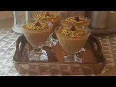 Tunisia Recipe, Creme, Panna Cotta, Pudding, Make It Yourself, Ethnic Recipes, Food, Tunisian Recipe, World Cuisine