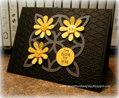 Stampin' Up! Lattice Die by Shana Gaff at Stress-Free Stamping with Shana