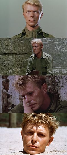 Merry Christmas Mr. Lawrence, 1983 (dir. Nagisa Ôshima)