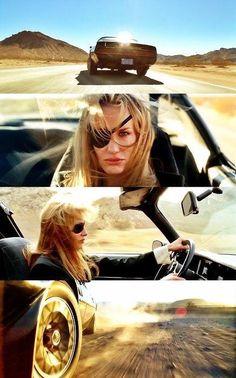 Kill Bill... Elle Driver...