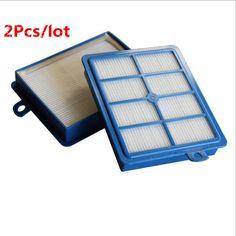 2 шт./упак., пригодный для philips fc8204 fc8060 fc9150-fc9199 fc9071 fc8038 starter kit proformer pro фильтр-фильтр hepa 12 hepa 13