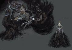 Aldrich, Devourer of Gods   Dark Souls 3 Wiki