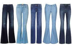 55 of Fall's Best Jeans - Fall Denim Guide - Elle