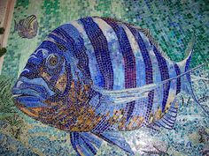 Mosaic Art at Sandpearl Resort....one of my favorites in Clearwater Beach, FL