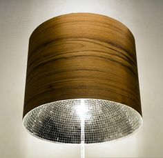 This lamp will brighten up any room.