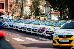 Le parc Opel