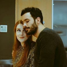 Cute Couples Goals, Couples In Love, Romantic Couples, Famous In Love, Casual Summer Outfits For Women, Elcin Sangu, Prettiest Actresses, Movie Couples, Couple Photography Poses