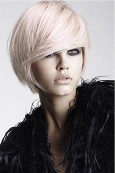 platinum chic #mirabellabeauty #platinum #neon