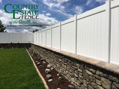 Country Estate Fence® offers ranch rail fence in various heights, colors, rail spacing. Contact your local Country Estate Fence® Regional Office today. Country Estate Fence® is the ORIGINAL VINYL FENCE. Vinyl Privacy Fence, Vinyl Fencing, White Vinyl Fence, Lattice Fence, Aluminum Fence, Rail Fence, Backyard, Patio, Small Garden Design