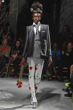 Thom Browne Fall 2013 Ready-to-Wear Collection #ThomBrowne