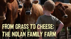 A short documentary about the Nolan's family-run dairy farm in Ohio and their venture into cheese making. Now enjoy some cheese laurelvalleycreamery.com/