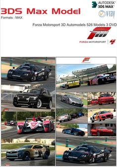 Forza Motorsport 3D Automodels