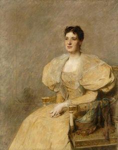 Mrs. James T. Tullis, 1896, by Sir William Quiller Orchardson (Scottish,1832-1910)