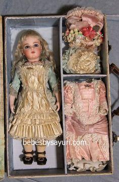 11-125 #Sayuri #Bru #doll #BruJne #bebe #BruDoll #antique