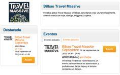 Travel Massive Bilbao, este miércoles 26 en el hotel Miró Bilbao ¿te apuntas?