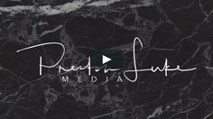 """This is """"Preston Luke Media: Animated Logo"""" by Haily Ayres on Vimeo, the home for high quality videos and the people who love them."""