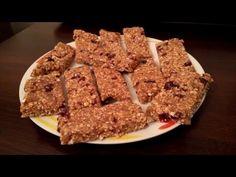 Dietetyczne batony proteinowe - przepis - Warszawski Koks - YouTube