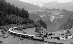 The Scenic Railway of the Brenner Pass - Panoram Italia