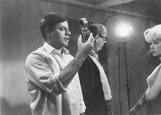Jerry Lewis on set, The Nutty Professor