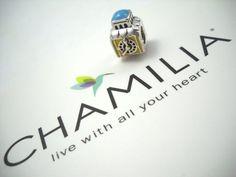 #DISNEY #CHAMILIA #ItsaSmallWorld #England #Charm #Bead (2020-0659) $45MSRP #CharmBracelet #Jewelry #Jewellery