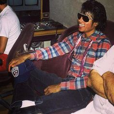 PINK SUSPENDERS, people! ♥ Captain EO days ♥