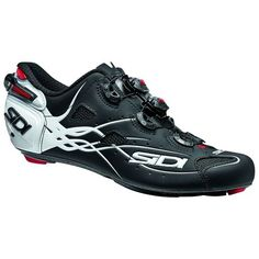965e95a9b7 Mens Shot Carbon Road Shoes (Matt Black White) Trainingsbekleidung