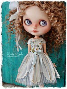 Tess Blythe doll custom 131 by Petite Apple por PetiteAppleShop