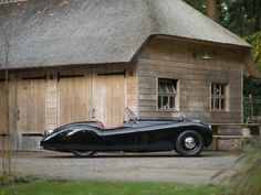 1952 Jaguar XK 150 - 120 Roadster OTS