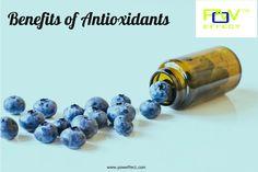 Benefits of Antioxidants | Pow Effect