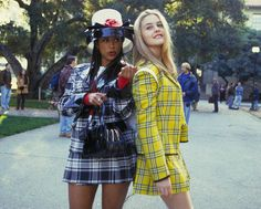 Be a '90s Girl in a '90s World This Halloween: Dionne and Cher: The Inspiration