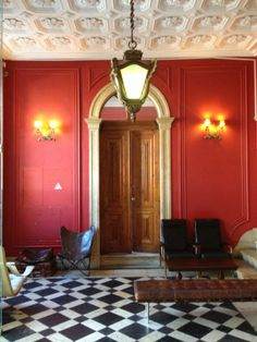Lobby. The Independente Hostel & Suites, Lisbon