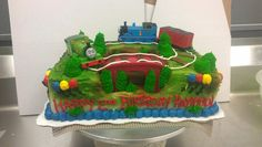 Thomas and Percy 3D