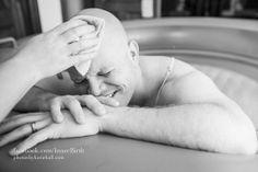[Fotos] Papás recrean escenas del embarazo y parto | Blog de BabyCenter