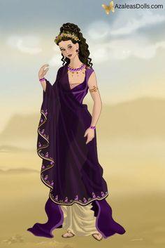 Princess Megara by ~LadyAquanine73551 on deviantART