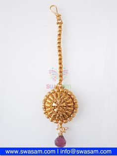 Indian Jewelry Store | Swasam.com: Tikka with Perls and White Stones - Tikka - Jewelry Shop to Buy The Best Indian Jewelry  http://www.swasam.com/jewelry/tikka/tikka-with-perls-and-white-stones-1563.html?___SID=U  #indianjewelry #indian #jewelry #tikka