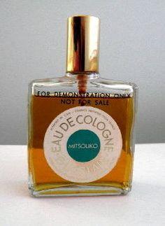 Vintage GUERLAIN MITSOUKO EDC Spray Tester Perfume