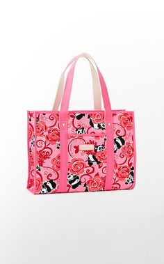AOPi bag from Lily Pulitzer