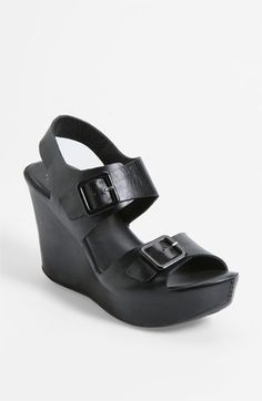 Kork-Ease 'Susie' Wedge Sandal available at #Nordstrom