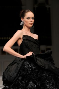 Coco Rocha! How can you not love her!