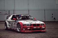 The BMW PTG E36 M3 - Stance Works