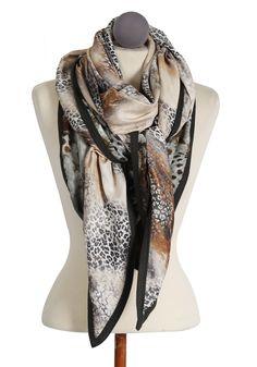Handmade scarf at Made by Keet spring/Summer 2015