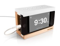 Best iPhone 5/5s Alarm Clock Docks to Wake You Up In Time!