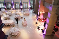Preparing to celebrate with live music at the Indiana State Museum. A great venue for dancing and celebrating. - See more at: http://indyweddingvenues.com/ism-wedding-anne-and-jeremy#/