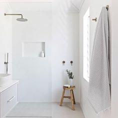 Home Interior Diy .Home Interior Diy Bathroom Interior Design, Living Room Interior, Interior Decorating, Interior Livingroom, Bathroom Goals, Laundry In Bathroom, Bathroom Beach, Bad Inspiration, Bathroom Inspiration