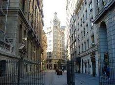 Calle Nueva York Santiago