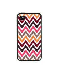 #ColorfulChevron #Iphone4Case #Iphone4sCase $16.00