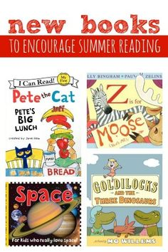 New Books for the Summer - Pinned by @PediaStaff – Please Visit  ht.ly/63sNt for all our pediatric therapy pins